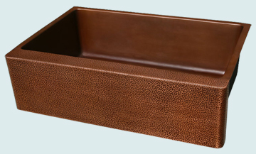 Kitchen Sinks - Copper Kitchen Sinks- In-Stock Sinks Copper Kitchen Sinks - Well To Do # 3072
