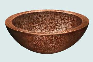Vessels - Copper Vessel-  Copper Vessels - Seattle Slew # 4020