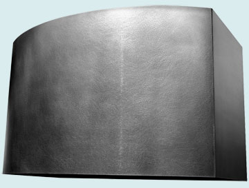 Custom Stainless Range Hood #2479 | Handcrafted Metal Inc
