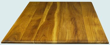 Wood Countertops - Iroko Wood Countertops- Face Grain Iroko wood Countertops - Face grain Iroko # 4179