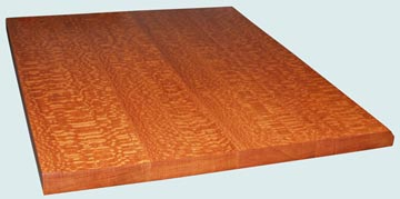 Wood Countertops - Lacewood Wood Countertops- Face Grain Lacewood wood Countertops - Lacewood # 4061