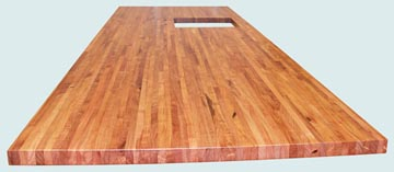 Wood Countertops - Mesquite8 Wood Countertops- Edge Grain Mesquite8 wood Countertops - Mesquite # 4088