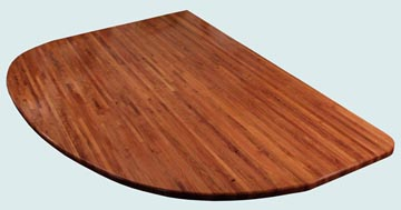 Wood Countertops - Mesquite8 Wood Countertops- Edge Grain Mesquite8 wood Countertops - Mesquite # 4090