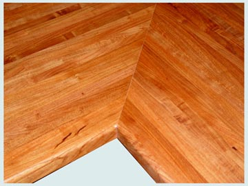 Wood Countertops - Mesquite8 Wood Countertops- Edge Grain Mesquite8 wood Countertops - Mesquite # 4113