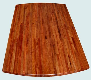 Wood Countertops - Mesquite8 Wood Countertops- Edge Grain Mesquite8 wood Countertops - Mesquite # 4122