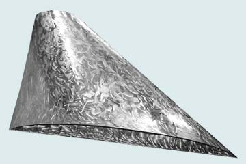 Custom Stainless Range Hoods Conical 3255