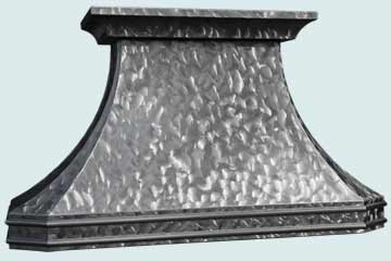 Custom Stainless Range Hood #4896 | Handcrafted Metal Inc