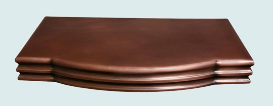 Copper Kitchen Countertop # 2996