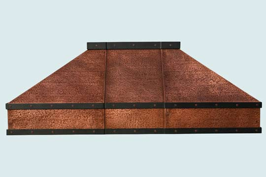 Copper  Range Hood  # 2745