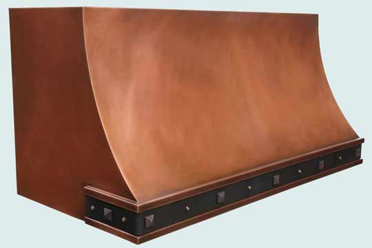 Copper  Range Hood  # 4030