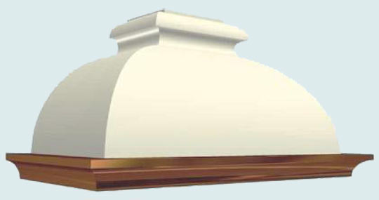 Colorcoat  Range Hood  # 2421